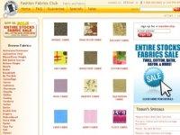 Fashion Fabrics Club
