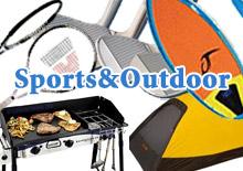 スポーツ&アウトドア