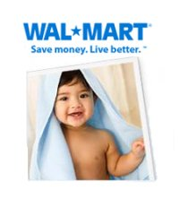 WALMART BABY&KIDS