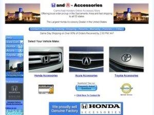 画像1: handa-accessories(ホンダアクセサリー)