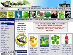 画像1: frogstore