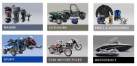 YAMAHA ( Motorcycles, ATVs, Snowmobiles, Boats, Outboards ...)