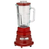 Red Professional Bar Blender