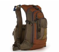 Fishpond Double Haul Fly Fishing Chest Pack & Backpack Combo Barnwood