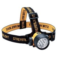 Streamlight Septor LED Headlamp - LED - AAA - ThermoplasticCasing