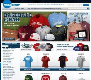 画像1: shopncaasportsショップNCAAスポーツ【NCAAのスポーツウェア、関連商品】