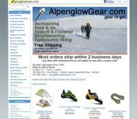 alpenglowgearアルペングロウギア【登山着、キャンピング、防寒具、テント】