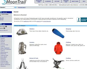 画像1: moontrailムーントライアル【テント、寝袋、バックパック、クッキンググッズ】