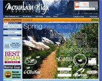 mountainhighoutfittersマウンテンハイアウトフィッター  【キャンプ、ハイキング、防寒着】